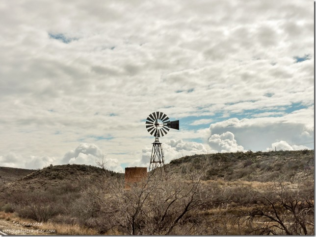 Windmill Kirkland Arizona
