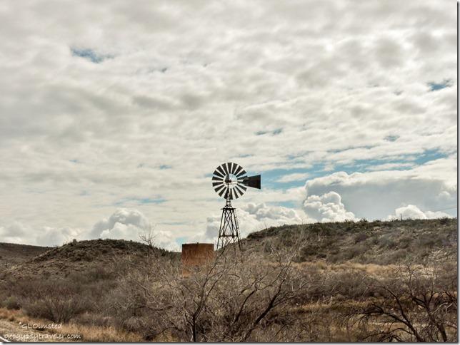 Windmill Kirkland Arizona