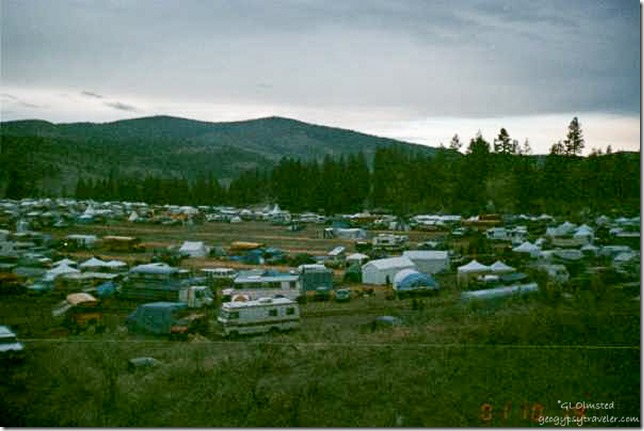 Barter Fair Okanogan Washington