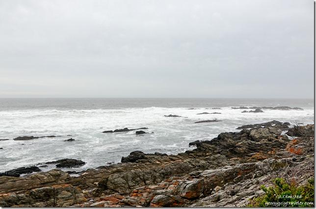 Indian Ocean Tsitsikamma Natonal Park South Africa