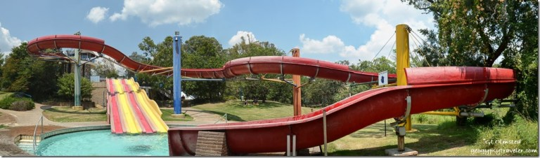 warm water slides Forever Resort Badplaas South Africa