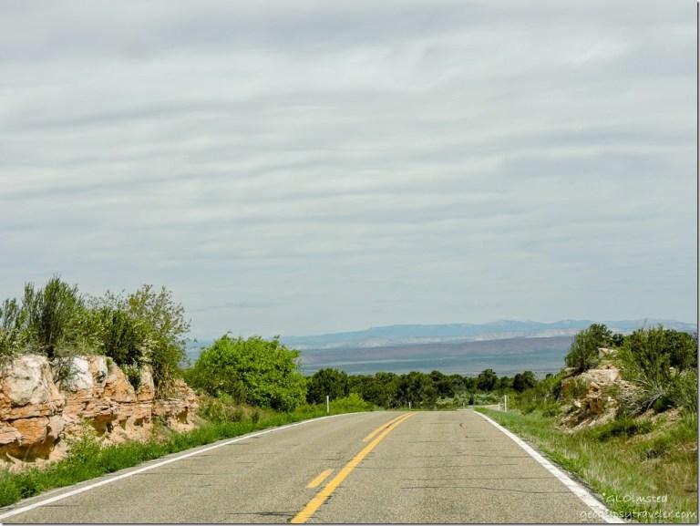 Vermilion cliffs SR89 North Kaibab National Forest Arizona