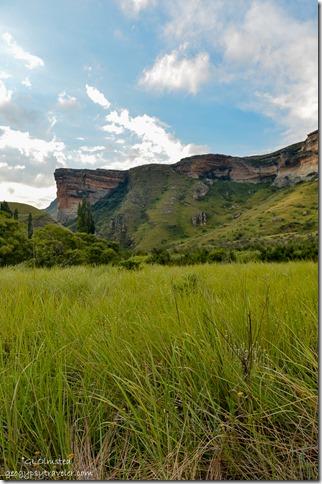 Golden Gate Highlands National Park R712 Free State South Africa
