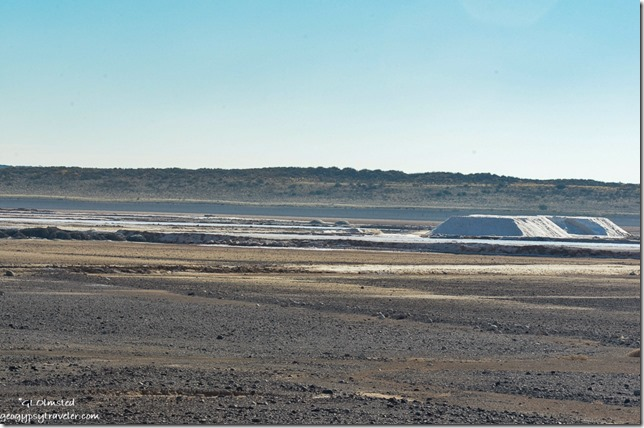 Salt pans R360 S to Upington South Africa