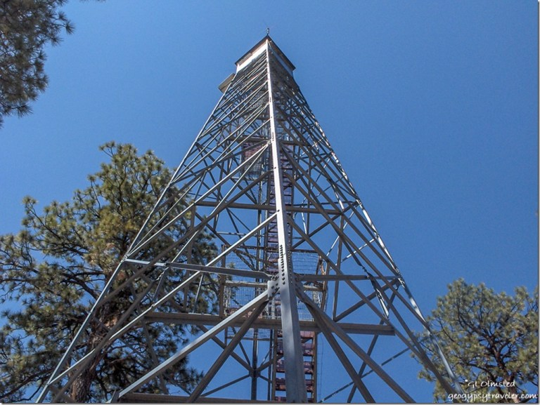 Jacob Lake Fire tower Kaibab National Forest Arizona