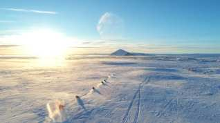 Geo Tavel Snowmobile tour In Iceland