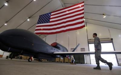 Iran's shot down Global Hawk surveillance drone
