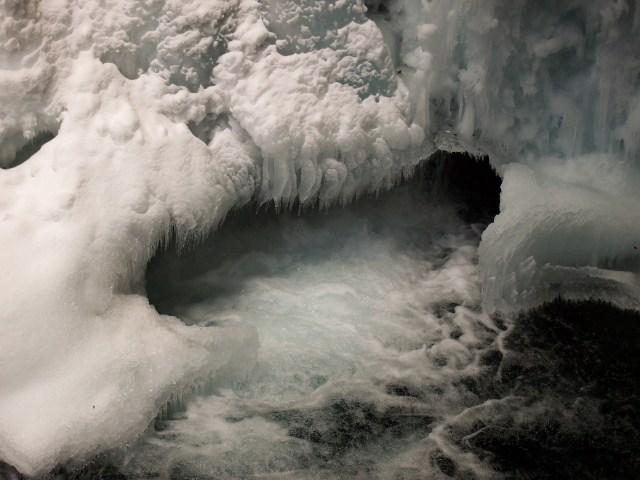 Johnstone Canyon Lower Falls