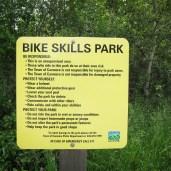 Millenium Park - Bike Skills Park
