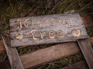 Kissing Tree marker