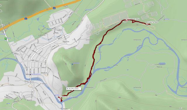 Bow-Falls-to-Hoodoos-Trail
