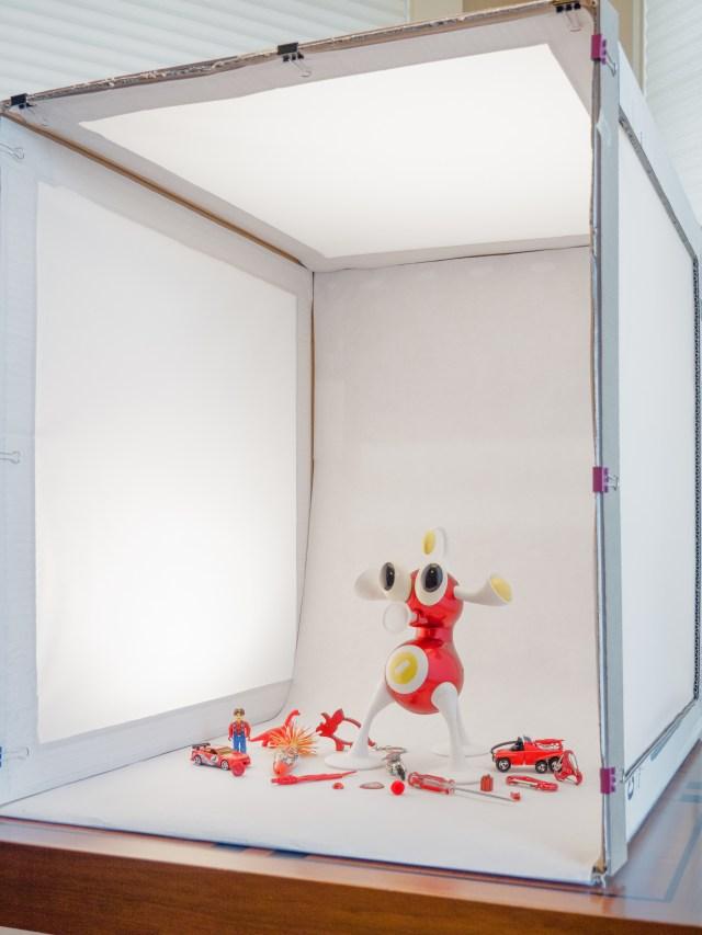 Whitebox-made-from-cardboard-box