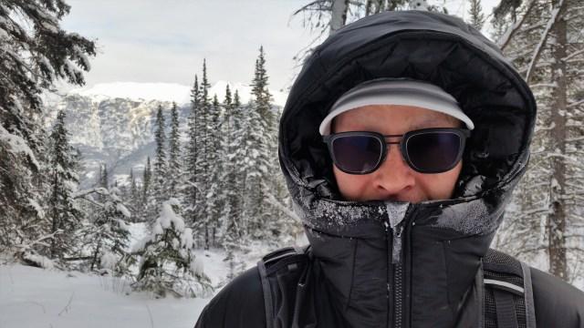 Below-freezing-walk
