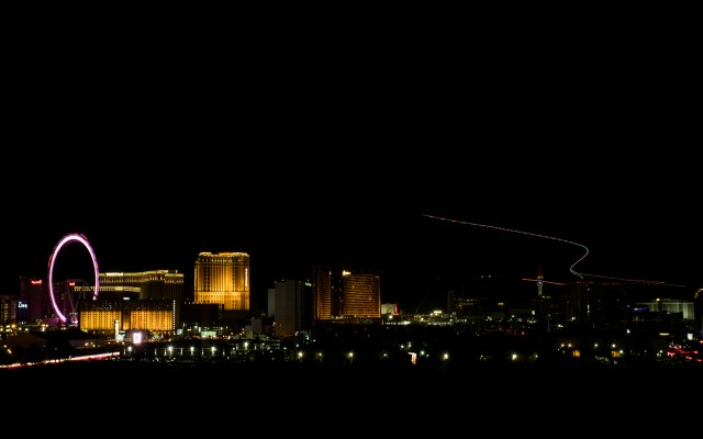 Las-Vegas-night