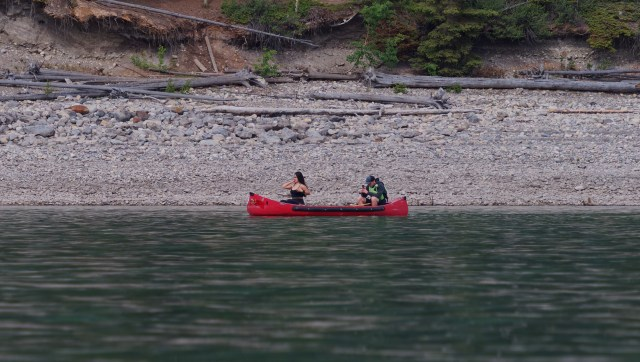 rental canoe