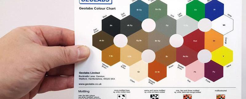 Colour Char - Geolabs