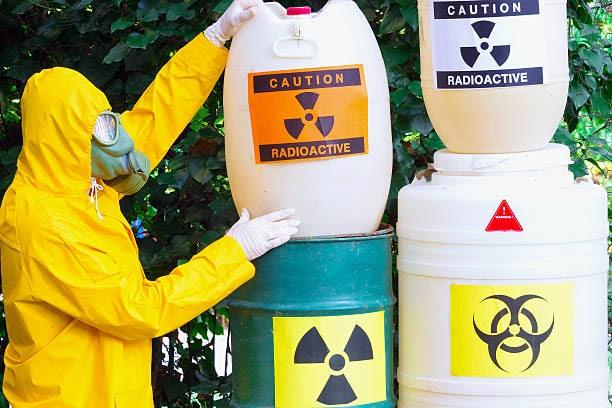 Radioactive-Pollution