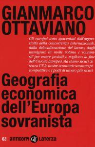 Read more about the article Geografia economica dell'Europa sovranista
