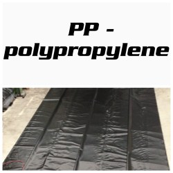 Polypropylene Geomembrane
