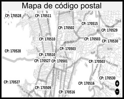 Los 20 Tipos de Mapas que existen y sus Características
