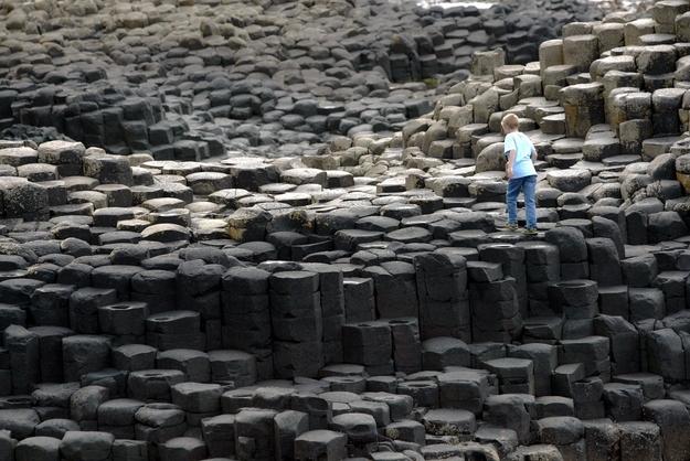 Rocas hexagonales
