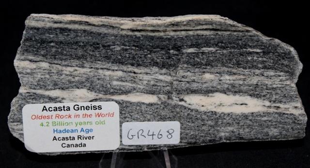 La roca mas vieja del planeta Tierra
