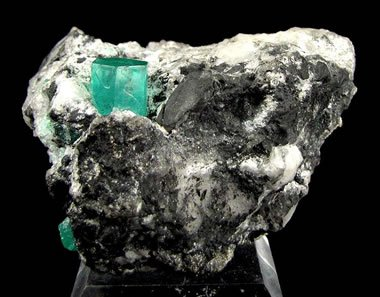 Colombian emeralds