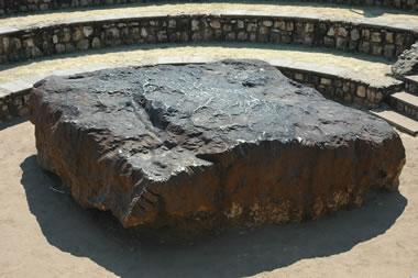 Hoba Meteorite - world's largest