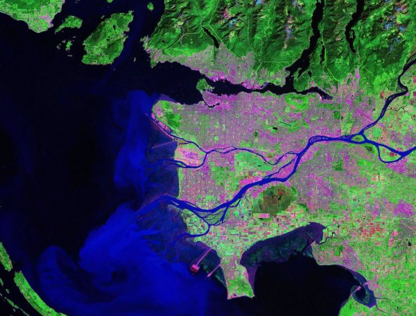 World Cities Satellite Images Landsat by Geologycom