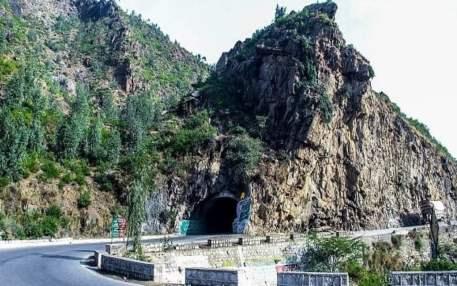 Tunnels in pakistan