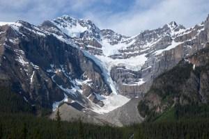 Glacial Ice Fall