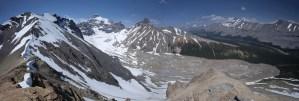 Rock Glacier and Cirque