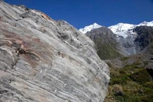 Metasedimentary rock, NZ
