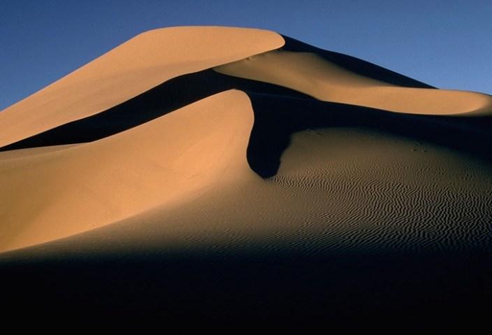 Ripples and dunes, SE California