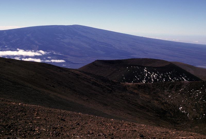 Mauna Loa Shield Volcano Hawaii Geology Pics