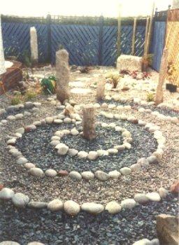 garden labyrinth