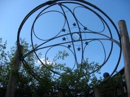 armillary dome