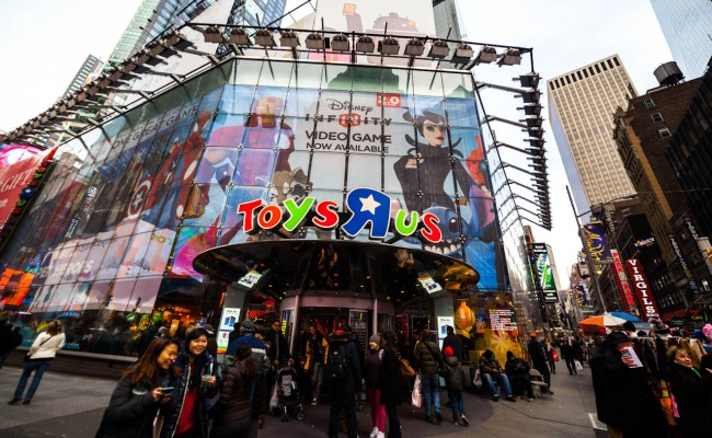 As Buyers Eye Toys R Us Locations Factual Finds Weakness