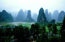 Guilin Mountains China. Image from imgur.com.