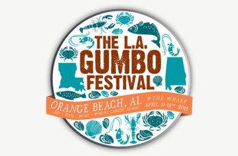 There's even gumbo festivals!! Image from lrablogs.blogspot.com