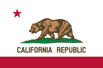 Flag of California. Image from Wikipedia.