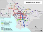 LA Metro rail map. Image from Google Images.