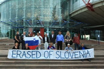 Erased people of Slovenia. Image from Google Images.
