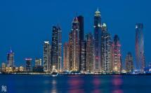 Dubai Marina Geometricsre