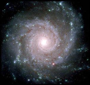geometry galaxy M74