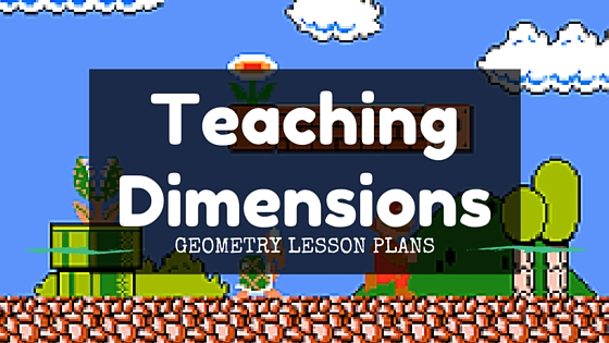 How to Teach Dimensions