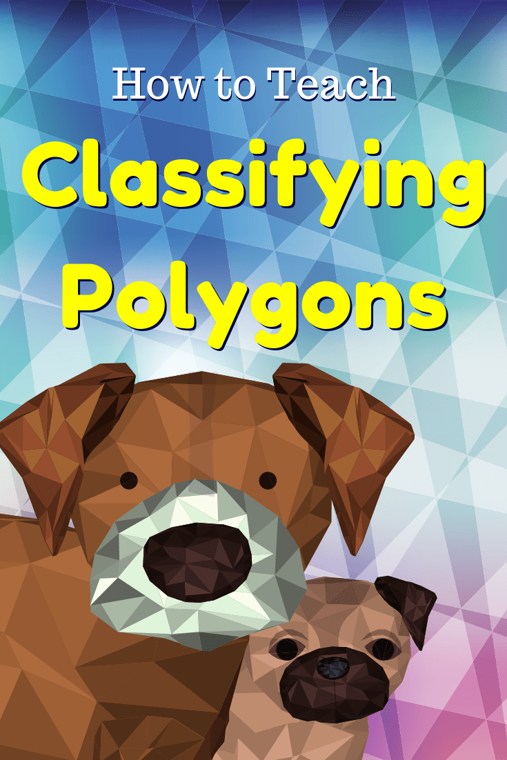 hight resolution of Classifying Polygons Worksheet - GeometryCoach.com