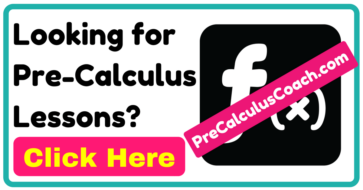 PreCalculus Worksheets