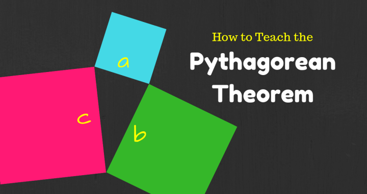 How to Teach the Pythagorean Theorem and its Converse - Worksheet - Guided Notes - PowerPoint