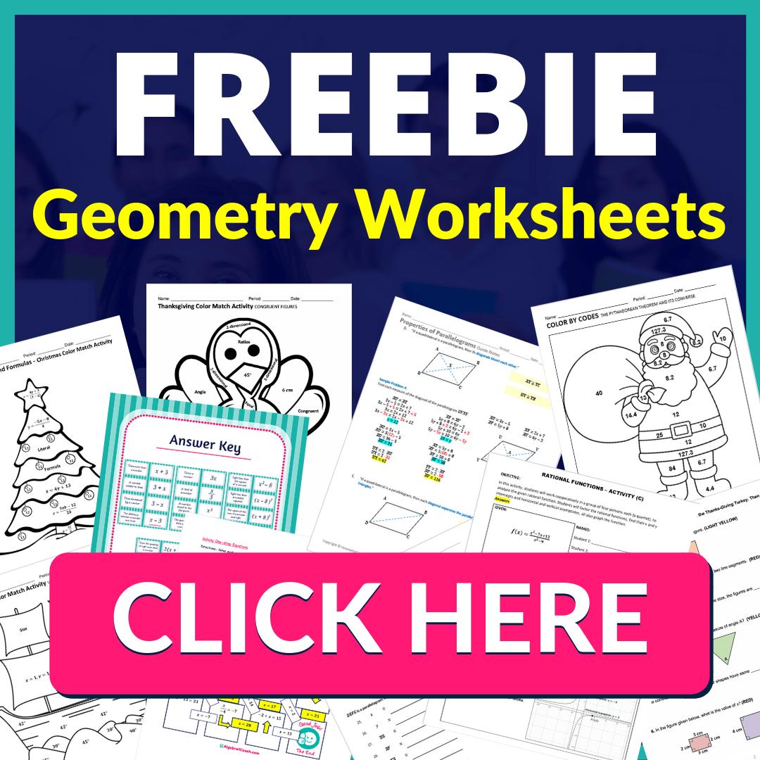 medium resolution of How to Teach the Properties of Quadrilaterals ⋆ GeometryCoach.com